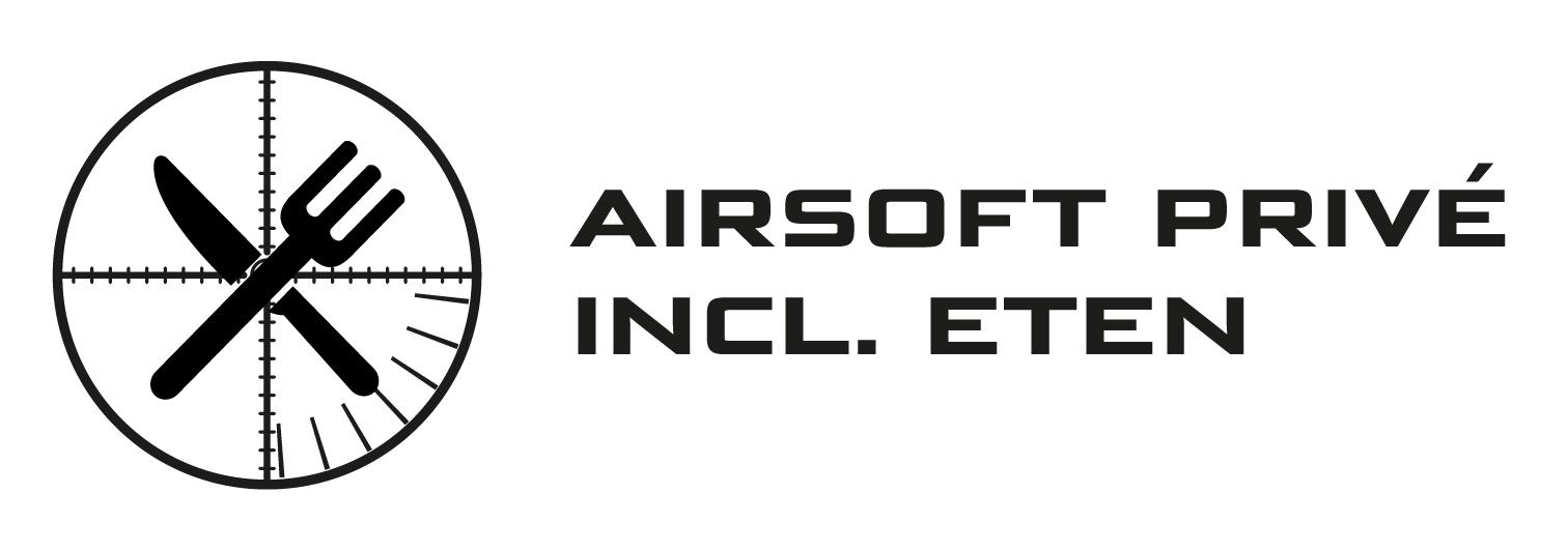Airsoft prive incl. eten