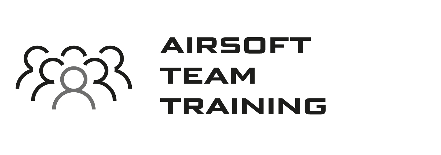 Airsoft team training