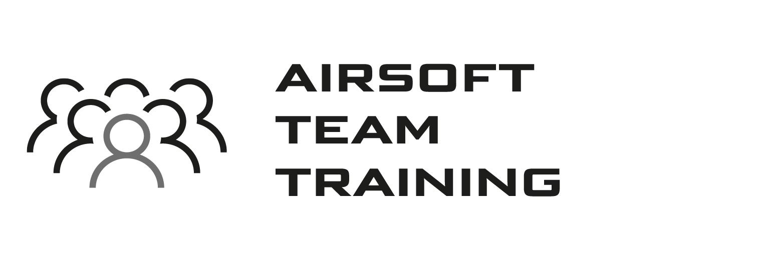 Airsoft team training